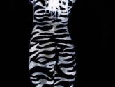 Blue Muse Fine Art - bodypainting - Zebra